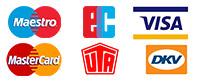 Creditcards Logos